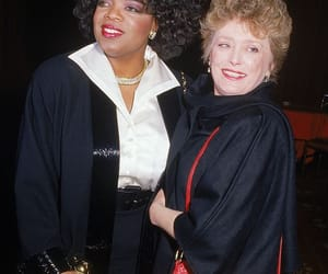 actress, blanche, and oprah image