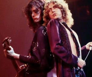 artists, robert plant, and rock and roll image