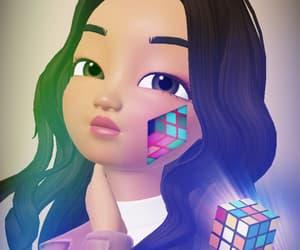 avatar, zepeto, and desenho image