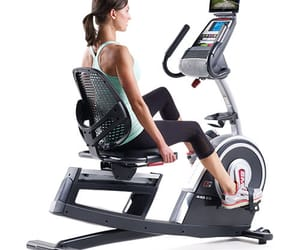 comparison, exercise bike with tablet, and bowflex c6 bike review image