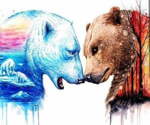 Animales, naturaleza, and art image