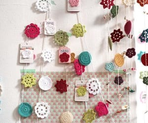 crochet and garland image