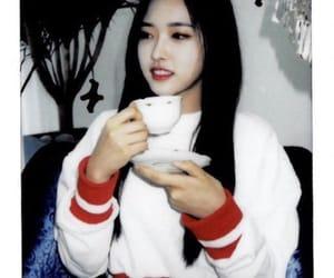 kpop, kpop polaroid, and 손혜주 image