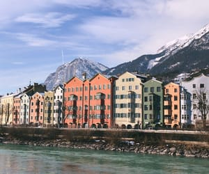 aesthetic, Alps, and architecture image
