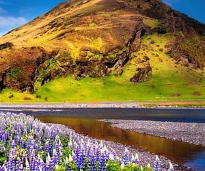 lago, mountain, and naturaleza image