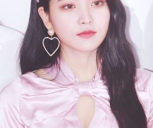 earrings, pink, and joy image