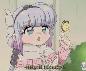 adorable, dragons, and miss kobayashi image
