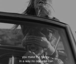 happy, quotes, and love image