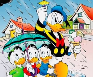 art, donald duck, and lovely image