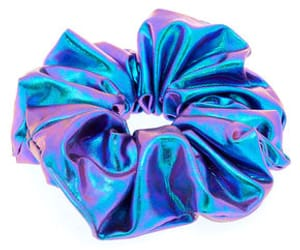 fashion, 90's style, and scrunchies image