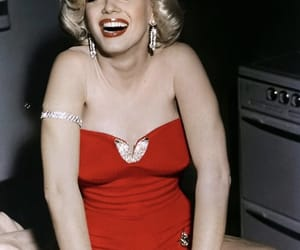 50s, blonde, and 60s image