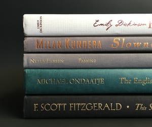 bibliophile, bookish, and books image