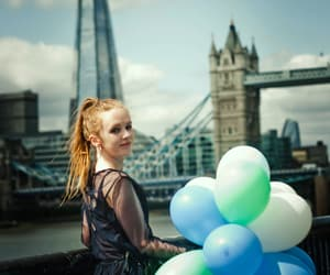 actor, balloons, and london image