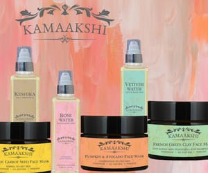 ayurvedic skin care and ayurvedic beauty product image