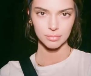 girls, model, and kendall jenner image