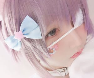 cosplay, soft, and girls image