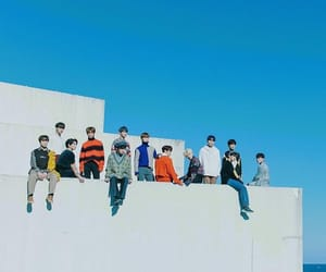 dino, Seventeen, and the8 image