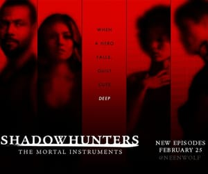 art and shadowhunters image