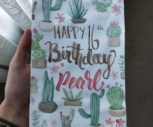 aesthetic, calligraphy, and card image