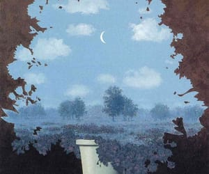 artist, Painter, and rene magritte image