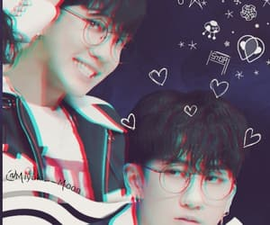 edit, stray kids, and changbin image