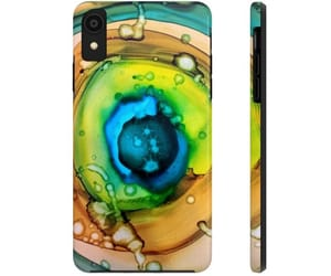 abstract art, phone case, and phonecase image
