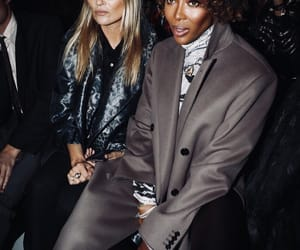 kate moss, models, and Naomi Campbell image