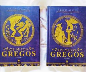 book, goddess, and gods image
