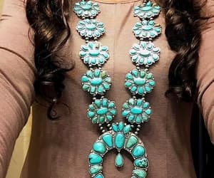 etsy, native american, and turquoise blue image