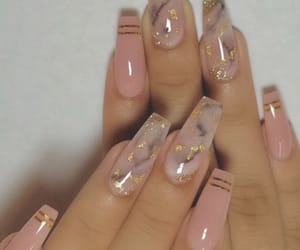 accessories, acrylic nails, and nail design image