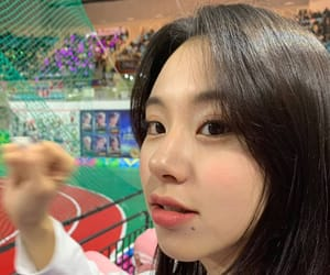 twice, chaeyoung, and kpop image