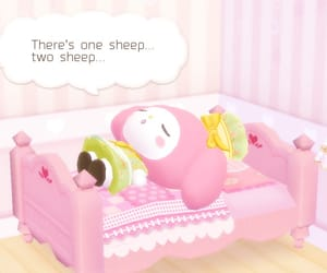 game, melody, and pink image