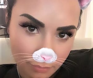 celebrities, girls, and demi image