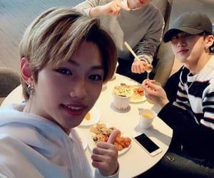 asian, seungmin, and lee felix image
