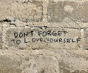 quotes and loveyourself image
