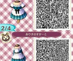pretty, acnl, and acnl dress image