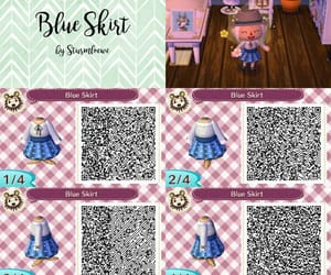 cloth, acnl, and acnl dress image