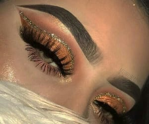chicas, makeup, and maquillaje image