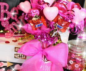bouquet, candy, and pretty image