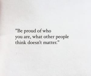 poem, proud, and quote image