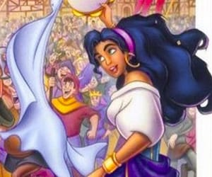 disney and esmeralda image