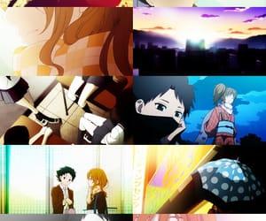 anime, anime couple, and anime boy image