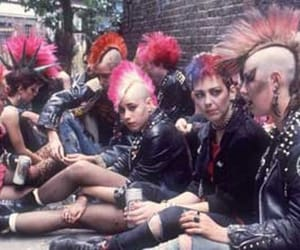 alternative, hair, and punk image