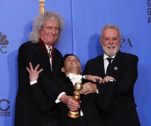 award, golden globes, and Queen image