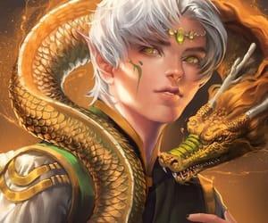 boy, fantasy, and prince image