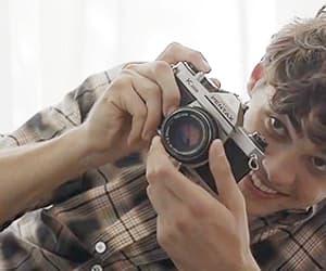 gif, photoshoot, and noah centineo image