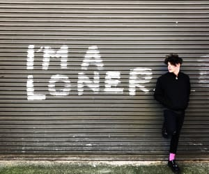 loner and yungblud image