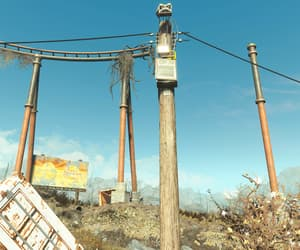 fallout, rollercoaster, and unfinished image