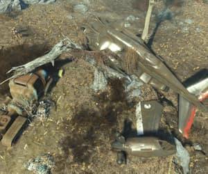 apocalypse, crashed, and wasteland image