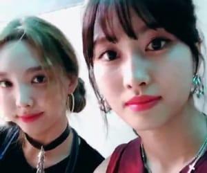 nayeon and momo sklsdhksf